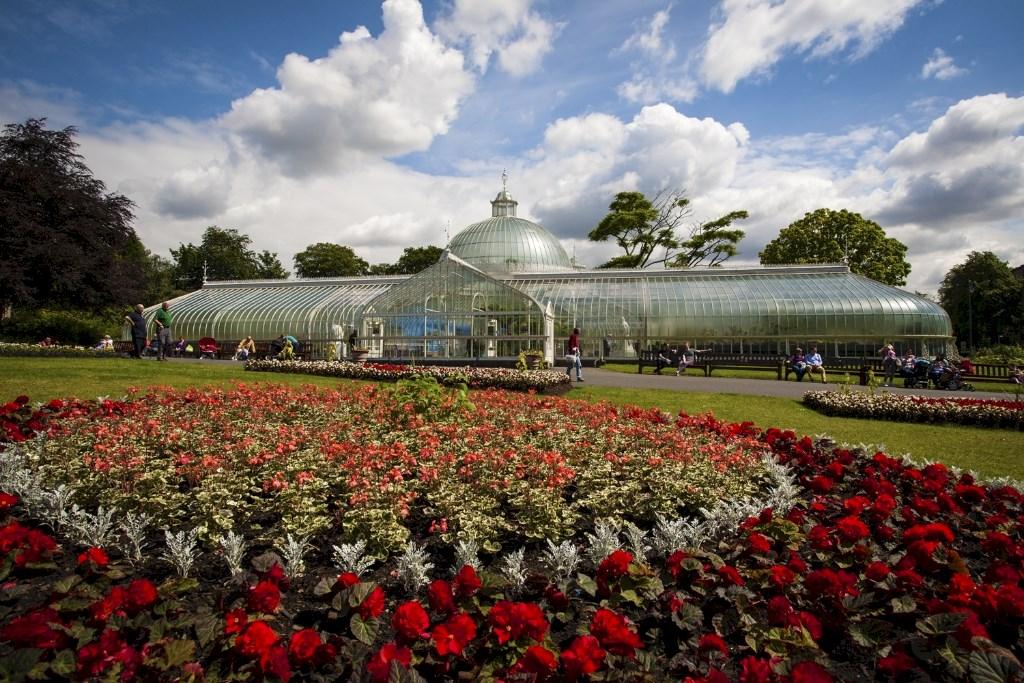 Botanic Gardens. A Green Delight Of The City