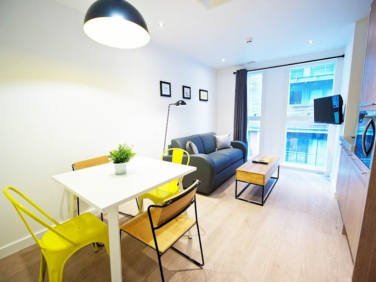 SACO Birmingham - Brindleyplace | SACO Serviced Apartments ...