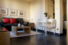 Madrid Serviced Apartment Living Area.jpg