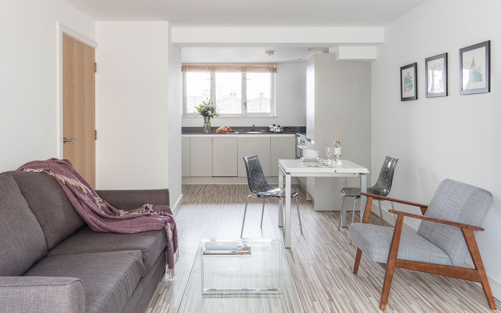 Serviced Apartments SACO Holborn Lambs Conduit St
