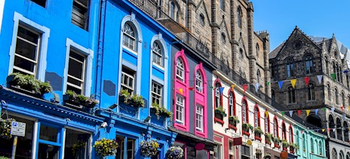 Serviced Apartments In Edinburgh | SACO