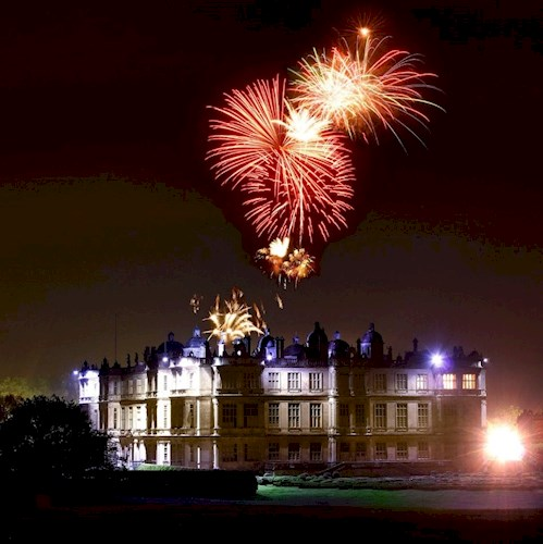Photo of Longleat Fireworks