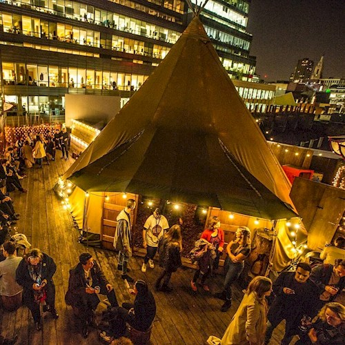 Picture of Queen of Hoxton rooftop