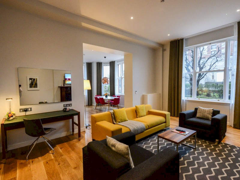 Delightful Merrion Suite   Open Plan Lounge And Dining Room